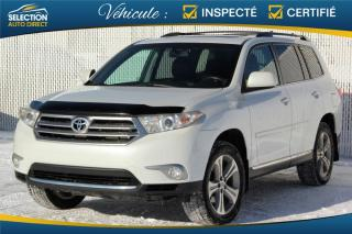 Used 2012 Toyota Highlander 4 RM, 4 portes, Limited for sale in Ste-Rose, QC