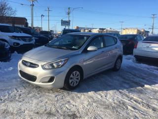 Used 2016 Hyundai Accent Voiture à hayon, 5 portes, boîte automat for sale in Terrebonne, QC