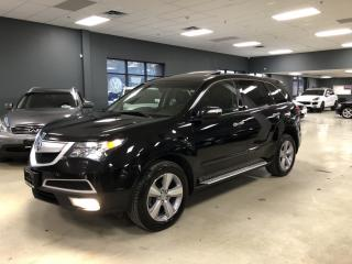 Used 2012 Acura MDX SH-AWD W/ADVANCE*NAVIGATION*BACK-UP CAMERA*7-PASSE for sale in North York, ON