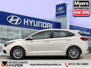 New 2020 Hyundai Accent Essential Manual  - $98 B/W for sale in Kanata, ON