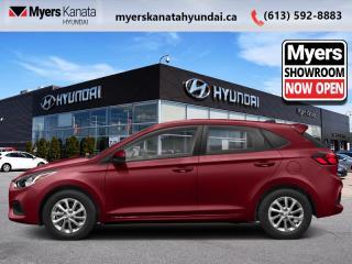 New 2020 Hyundai Accent Preferred Manual for sale in Kanata, ON