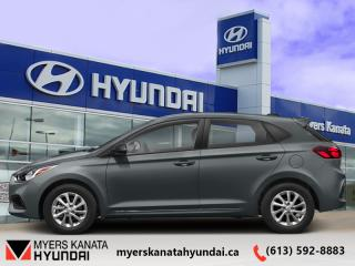 New 2020 Hyundai Accent Preferred Manual  - $117 B/W for sale in Kanata, ON