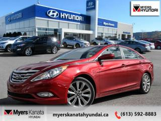 Used 2013 Hyundai Sonata LIMITED  - $79 B/W for sale in Kanata, ON