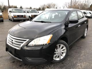 Used 2015 Nissan SENTRA SV 2WD for sale in Cayuga, ON