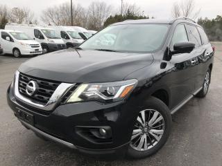 Used 2018 Nissan Pathfinder Platinum 4WD for sale in Cayuga, ON