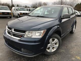 Used 2014 Dodge JOURNEY SE 2WD for sale in Cayuga, ON