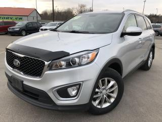 Used 2016 Kia SORENTO LX 2WD for sale in Cayuga, ON