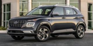 New 2020 Hyundai Venue Ultimate w/Black Interior for sale in Mississauga, ON