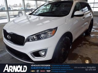Used 2017 Kia Sorento EX+ V6 for sale in Jonquière, QC