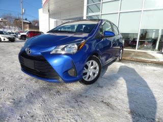 Used 2018 Toyota Yaris Hatchback LE 5 portes Automatique for sale in Trois-Rivières, QC