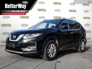 Used 2019 Nissan Rogue AWD SV   PANO ROOF  BLUETOOTH  BACKUP CAM for sale in Stoney Creek, ON