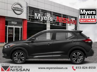 New 2020 Nissan Kicks SR  -  - FREIGHT - AC TAX for sale in Orleans, ON