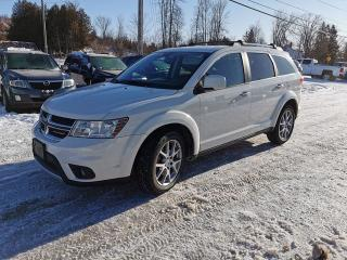 Used 2014 Dodge Journey R/T for sale in Madoc, ON