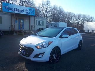 Used 2016 Hyundai Elantra GLS for sale in Whitby, ON