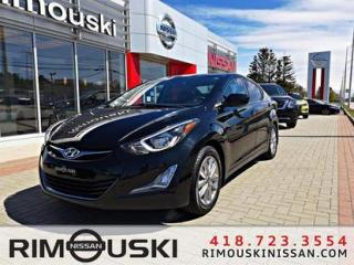 Used 2016 Hyundai Elantra 4dr Sdn Auto Sport for sale in Rimouski, QC