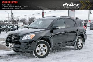 Used 2009 Toyota RAV4 Base 4A for sale in Orangeville, ON