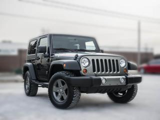 Used 2010 Jeep Wrangler Mountain I Low km  I Great Condition for sale in Toronto, ON