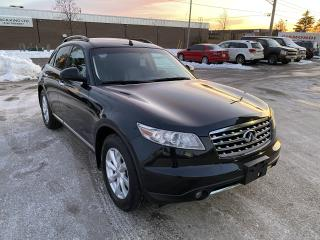 Used 2006 Infiniti FX35 Leather I Roof I Heated seats I Clean Carfax for sale in Toronto, ON