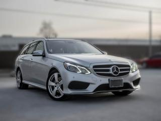 Used 2014 Mercedes-Benz E-Class E 350 I Wagon 7 Passenger I Nav I B.spot I Pano roof for sale in Toronto, ON