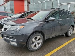 Used 2013 Acura MDX AWD 4dr Tech Pkg for sale in Whitby, ON