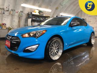 Used 2013 Hyundai Genesis Turbo * Varrstoen alloy rims * Keyless entry * Auto projection headlights with fog lights * Climate control * Phone connect * Hands f for sale in Cambridge, ON