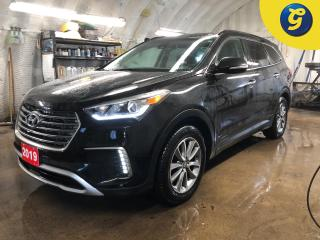 Used 2019 Hyundai Santa Fe AWD * Smart cruise control response * 7 Passenger/third row seating * Rear cross traffic alert * Blind spot assist * Lane keeping assist * Reverse cam for sale in Cambridge, ON