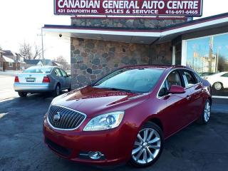 Used 2014 Buick Verano Leather for sale in Scarborough, ON