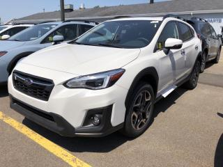 New 2020 Subaru XV Crosstrek Limited DON'T PAY FOR UP TO 120 DAYS ON THIS GAME-CHANGING CROSSOVER SUV! for sale in Charlottetown, PE