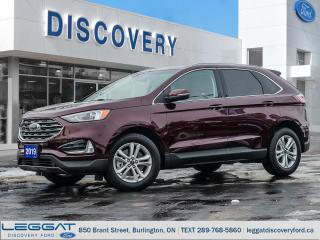 Used 2019 Ford Edge SEL for sale in Burlington, ON