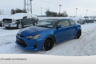 Used 2014 Scion tC TOIT OUVRANT A/C MAG BLUETOOTH for sale in St-Rémi, QC