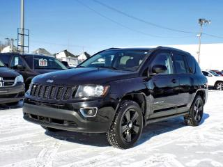 Used 2016 Jeep Compass HIGH ALTITUDE 4X4 *CUIR*TOIT* for sale in Brossard, QC