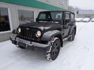 Used 2012 Jeep Wrangler 4 RM 2 portes Sport for sale in St-Jérôme, QC