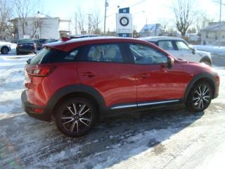 Used 2016 Mazda CX-3 Gt toit cuir navigation for sale in Ste-Thérèse, QC