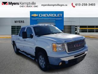 Used 2012 GMC Sierra 1500 SLE  - OnStar -  SiriusXM for sale in Kemptville, ON