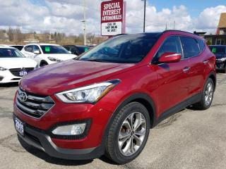 Used 2015 Hyundai Santa Fe Sport 2.0T SE PANORAMIC SUNROOF !!  BLUE TOOTH !! AWD !! for sale in Cambridge, ON