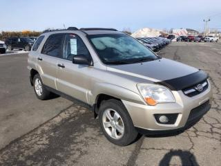 Used 2009 Kia Sportage Lx luxe v6 awd for sale in Pintendre, QC