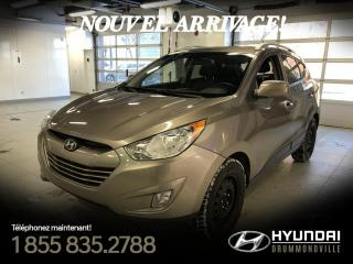 Used 2013 Hyundai Tucson GLS AWD + GARANTIE + CUIR + CRUISE + A/C for sale in Drummondville, QC