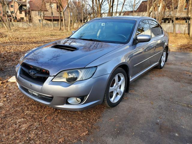 2009 Subaru Legacy 4Dr 2.5 H4 Special Edition