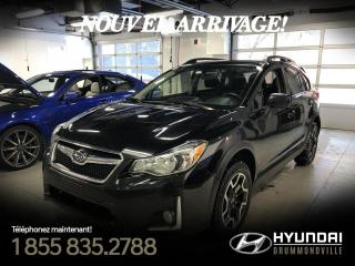 Used 2016 Subaru XV Crosstrek TOURING + GARANTIE + TOIT + MAGS + CAM, for sale in Drummondville, QC