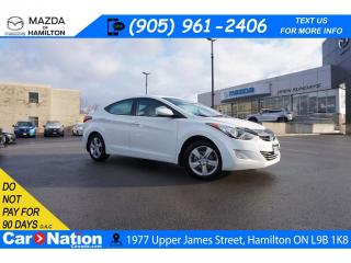 Used 2011 Hyundai Elantra GLS | SUNROOF | HEATED SEATS | XM RADIO for sale in Hamilton, ON