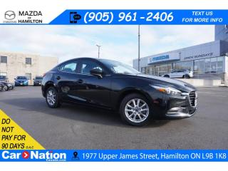 Used 2018 Mazda MAZDA3 GS | SUNROOF | NAV | REAR CAM | HEATED SEATS for sale in Hamilton, ON