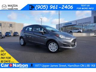 Used 2014 Ford Fiesta SE | HATCHBACK | BLUETOOTH | AUX INPUT for sale in Hamilton, ON