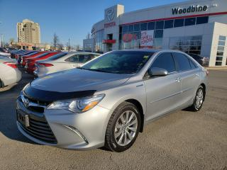 Used 2016 Toyota Camry HYBRID XLE for sale in Etobicoke, ON