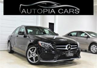 Used 2016 Mercedes-Benz C-Class 4dr Sdn C 300 4MATIC for sale in North York, ON