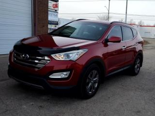 Used 2013 Hyundai Santa Fe FWD 4DR 2.4L AUTO PREMIUM for sale in Kitchener, ON