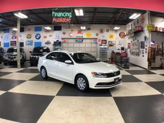 Used 2016 Volkswagen Jetta Sedan 1.4TSI TRENDLINE  A/C BLUETOOTH CAMERA 123K for sale in North York, ON