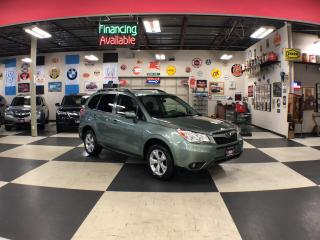 Used 2016 Subaru Forester 2.5i CONVENIENCE PKG AUT0 AWD H/SEATS REAR CAMERA 120K for sale in North York, ON