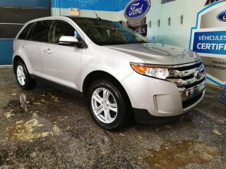 Used 2013 Ford Edge Limited AWD for sale in Val-D'or, QC