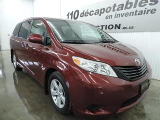 Used 2013 Toyota Sienna FWD 7 PASSAGERS for sale in St-François-Du-Lac, QC