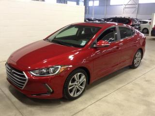 Used 2017 Hyundai Elantra GLS toit Det  Angles  Jantes et + for sale in Longueuil, QC